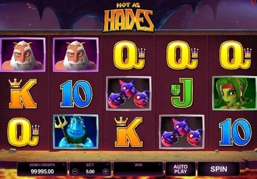 Игровые автоматы на реальные деньги с выводом Hot As Hades