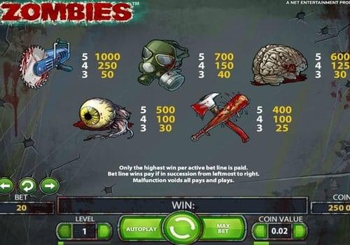 zombie игры с выводом денег