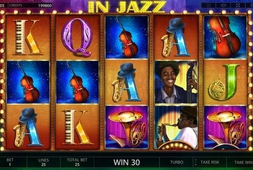 Игровые автоматы на реальные деньги с выводом на карту — In Jazz