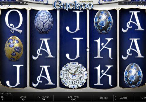 Игровые автоматы с выводом денег на карту – Cuckoo
